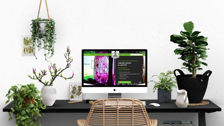 Green Flower - grow shop lecco